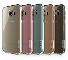 фото TPU чехол Nillkin Nature Series для Samsung Galaxy S6 G920F/G920D Duos