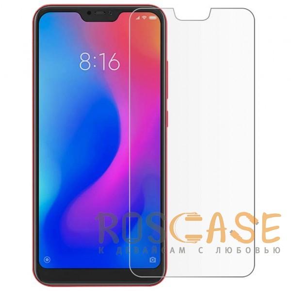 Фото Прозрачное H+ | Защитное стекло для Xiaomi Mi A2 Lite / Xiaomi Redmi 6 Pro (картонная упаковка)
