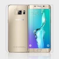 Защитная пленка Nillkin Crystal (на обе стороны) для Samsung Galaxy S6 Edge Plus
