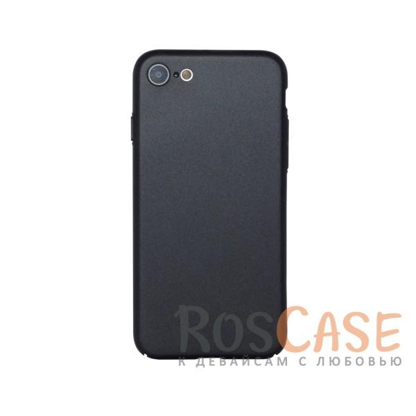 Матовая soft-touch накладка Joyroom из ударостойкого пластика с дополнительной защитой углов для Apple iPhone 7 / 8 (4.7) (Черный)Описание:бренд - Joyroom;совместимость - Apple iPhone 7 / 8 (4.7);материал - пластик;тип - накладка.<br><br>Тип: Чехол<br>Бренд: Epik<br>Материал: Пластик