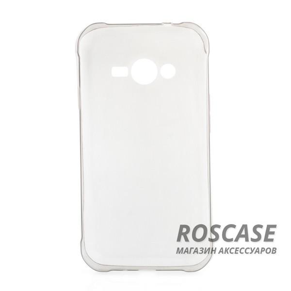 TPU чехол Ultrathin Series 0,33mm для Samsung J110 Galaxy J1 Duos (Серый (прозрачный))Описание:изготовлен компанией&amp;nbsp;Epik;разработан для Samsung J110 Galaxy J1 Duos;материал: термополиуретан;тип: накладка.&amp;nbsp;Особенности:толщина накладки - 0,33 мм;прозрачный;эластичный;надежно фиксируется;есть все функциональные вырезы.<br><br>Тип: Чехол<br>Бренд: Epik<br>Материал: TPU