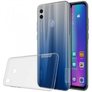 Nillkin Nature | Прозрачный силиконовый чехол  для Huawei Honor 10 Lite