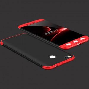 GKK LikGus 360° | Двухсторонний чехол для Xiaomi Redmi 4X с защитными вставками