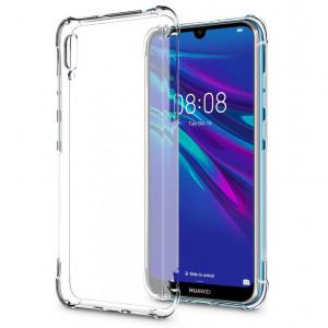 King Kong | Противоударный прозрачный чехол для Huawei Y6 (2019)/ Honor 8A с защитой углов