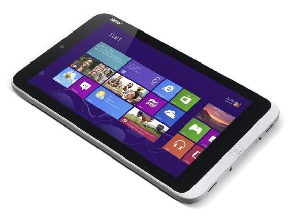 Acer W3 Iconia Tab