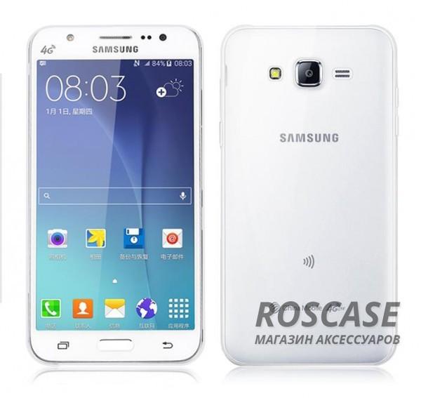 TPU чехол Ultrathin Series 0,33mm для Samsung j500H Galaxy J5 (Бесцветный (прозрачный))Описание:изготовлен компанией&amp;nbsp;Epik;разработан для Samsung j500H Galaxy J5;материал: термополиуретан;тип: накладка.&amp;nbsp;Особенности:толщина накладки - 0,33 мм;прозрачный;эластичный;надежно фиксируется;есть все функциональные вырезы.<br><br>Тип: Чехол<br>Бренд: Epik<br>Материал: TPU