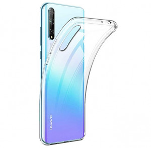 Clear Original | Прозрачный TPU чехол 2мм для Huawei Y8P / Honor 30i / P Smart S