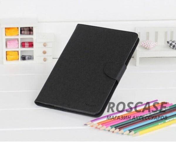 Чехол (книжка) Mercury Fancy Diary series для Samsung Galaxy Tab S2 9.7 (Черный)Описание:производитель  -  бренд&amp;nbsp;Mercury;совместим с Samsung Galaxy Tab S2 9.7;материалы  -  искусственная кожа, термополиуретан;форма  -  чехол-книжка.&amp;nbsp;Особенности:рельефная поверхность;все функциональные вырезы в наличии;внутренние кармашки;магнитная застежка;защита от механических повреждений;трансформируется в подставку.<br><br>Тип: Чехол<br>Бренд: Mercury<br>Материал: Искусственная кожа