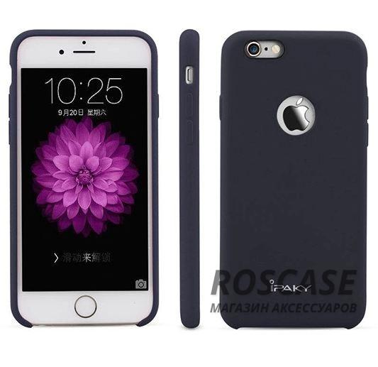 Силиконовая накладка iPaky Original Series для Apple iPhone 6/6s (4.7) (Синий)Описание:производитель:&amp;nbsp;iPaky;совместим с Apple iPhone 6/6s (4.7);материал: силикон;форма: накладка.&amp;nbsp;Особенности:ультратонкое исполнение;полный набор функциональных вырезов;высокий уровень защиты;не скользит в руках;плотное прилегание;надежная фиксация.<br><br>Тип: Чехол<br>Бренд: Epik<br>Материал: Силикон