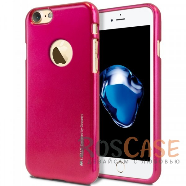 Гладкий силиконовый чехол с металлическим отливом Mercury iJelly Metal by Goospery для Apple iPhone 7 / 8 (4.7) (Малиновый)Описание:&amp;nbsp;&amp;nbsp;&amp;nbsp;&amp;nbsp;&amp;nbsp;&amp;nbsp;&amp;nbsp;&amp;nbsp;&amp;nbsp;&amp;nbsp;&amp;nbsp;&amp;nbsp;&amp;nbsp;&amp;nbsp;&amp;nbsp;&amp;nbsp;&amp;nbsp;&amp;nbsp;&amp;nbsp;&amp;nbsp;&amp;nbsp;&amp;nbsp;&amp;nbsp;&amp;nbsp;&amp;nbsp;&amp;nbsp;&amp;nbsp;&amp;nbsp;&amp;nbsp;&amp;nbsp;&amp;nbsp;&amp;nbsp;&amp;nbsp;&amp;nbsp;&amp;nbsp;&amp;nbsp;&amp;nbsp;&amp;nbsp;&amp;nbsp;&amp;nbsp;&amp;nbsp;бренд&amp;nbsp;Mercury;совместим с Apple iPhone 7 / 8 (4.7);материал: термополиуретан;форма: накладка.Особенности:на чехле не заметны отпечатки пальцев;защита от механических повреждений;гладкая поверхность;не деформируется;металлический отлив.<br><br>Тип: Чехол<br>Бренд: Mercury<br>Материал: TPU
