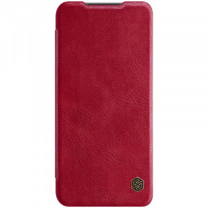 Nillkin Qin   Чехол-книжка из Premium экокожи  для Xiaomi Redmi Note 10T