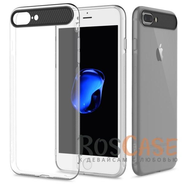 TPU+PC чехол Rock Ace Series для Apple iPhone 7 plus (5.5)Описание:произведен фирмой&amp;nbsp;Rock;материал: термополиуретан, поликарбонат;совместимость: Apple iPhone 7 plus (5.5);тип: накладка.<br><br>Тип: Чехол<br>Бренд: ROCK<br>Материал: TPU