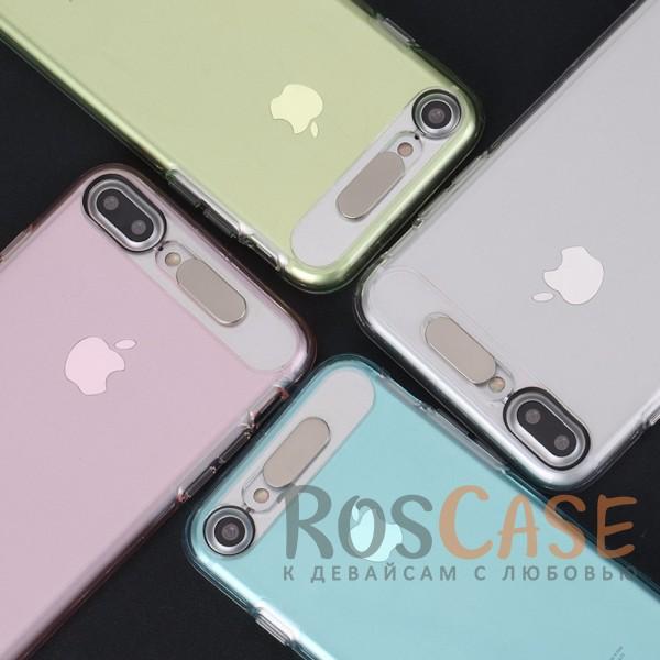 Светящийся TPU чехол ROCK Tube Series для Apple iPhone 7 (4.7)Описание:производитель  - &amp;nbsp;Rock;совместим с Apple iPhone 7 (4.7);материал  -  термополиуретан;тип  -  накладка.&amp;nbsp;Особенности:светится во время входящих звонков;прочный;легко чистится;не увеличивает габариты;защита экрана благодаря выступающим бортикам;имеет все функциональные вырезы;защищает от царапин и ударов.<br><br>Тип: Чехол<br>Бренд: ROCK<br>Материал: TPU