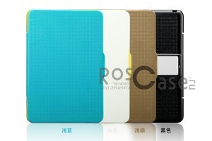 TPU+PC чехол ROCK Texture Series Dual-color для Apple IPAD mini