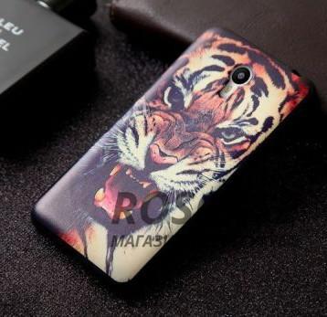 Чехол-накладка Rebus для Meizu M2 Note (Tiger)Описание:разработан для Meizu M2 Note;материал: пластик;форма: накладка.&amp;nbsp;Особенности:ультратонкое исполнение;полный набор функциональных прорезей;оригинальный дизайн;высокоэффективный уровень защиты;износостойкая поверхность.<br><br>Тип: Чехол<br>Бренд: Epik<br>Материал: Пластик