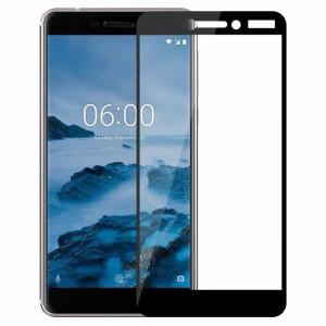 Защитное стекло 5D Full Cover для Nokia 6.1