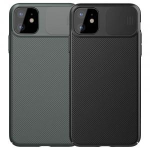 Nillkin CamShield   Пластиковый чехол с защитой камеры для iPhone 11