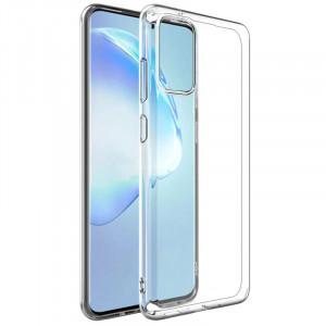 Clear Original | Прозрачный TPU чехол 2мм  для Samsung Galaxy S20
