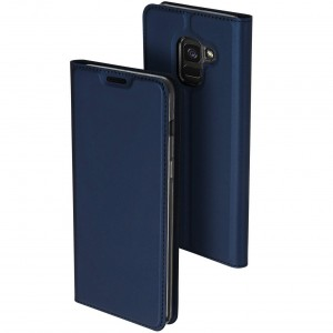 Dux Ducis | Чехол-книжка для Samsung J600F Galaxy J6 (2018) с функцией подставки и картхолдером