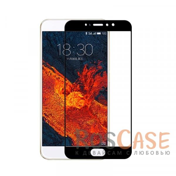 Защитное стекло с цветной рамкой на весь экран с олеофобным покрытием анти-отпечатки для Meizu Pro 6 Plus (Черный)Описание:компания&amp;nbsp;Epik;совместимо с Meizu Pro 6 Plus;материал: закаленное стекло;тип: защитное стекло на экран.Особенности:полностью закрывает дисплей;толщина - 0,3 мм;цветная рамка;прочность 9H;покрытие анти-отпечатки;защита от ударов и царапин.<br><br>Тип: Защитное стекло<br>Бренд: Epik