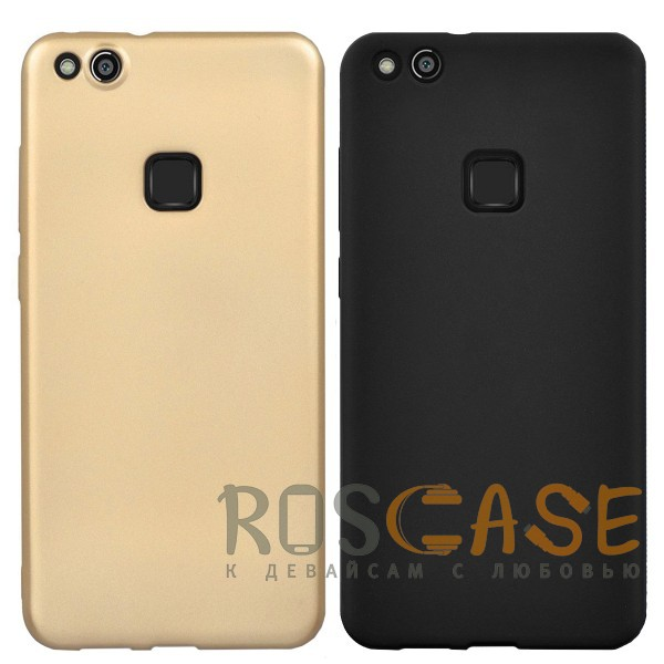 Фото J-Case THIN | Гибкий силиконовый чехол для Huawei P10 Lite