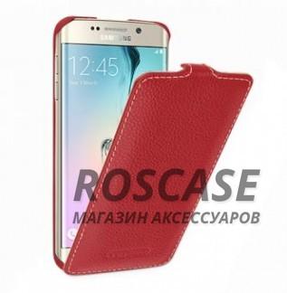 Кожаный чехол (флип) TETDED для Samsung G925F Galaxy S6 Edge (Красный / Red)Описание:бренд  - &amp;nbsp;Tetded;разработан для Samsung G925F Galaxy S6 Edge;материал  -  натуральная кожа;тип  -  флип.&amp;nbsp;Особенности:в наличии все функциональные вырезы;легко устанавливается;тонкий дизайн;безмагнитная застежка;защита от механических повреждений;на чехле не заметны следы от пальцев.<br><br>Тип: Чехол<br>Бренд: TETDED<br>Материал: Натуральная кожа