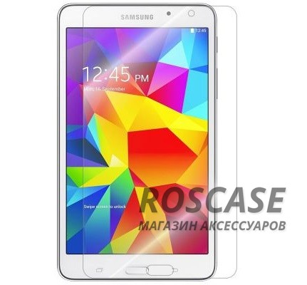Защитная пленка Ultra Screen Protector для Samsung Galaxy Tab 4 7.0 (Прозрачная)<br><br>Тип: Защитная пленка<br>Бренд: Epik