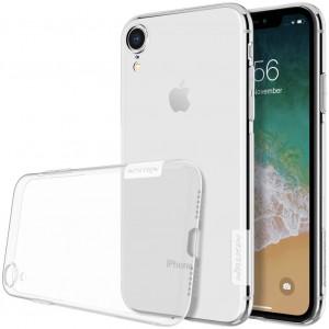 "Nillkin Nature | Прозрачный силиконовый чехол для Apple iPhone XR (6.1"")"