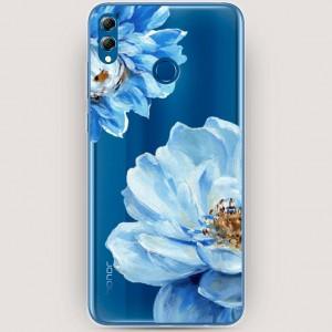 RosCase | Силиконовый чехол для Huawei Honor 8X Max