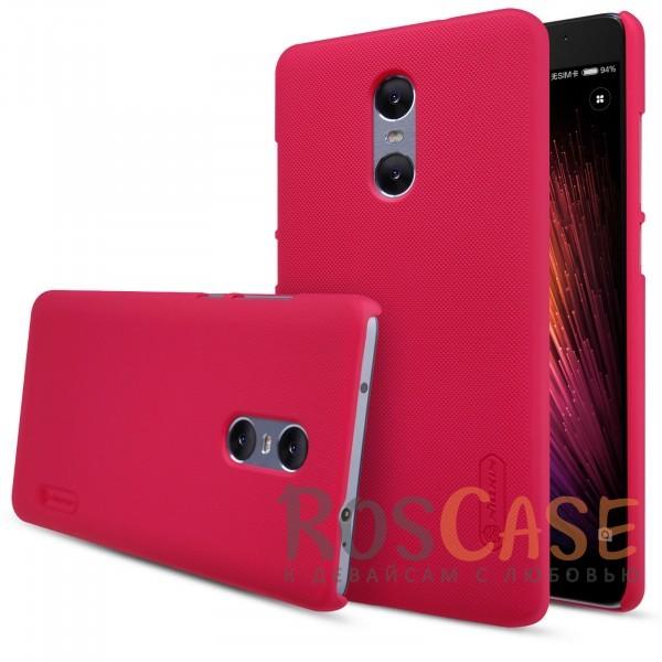 Чехол Nillkin Matte для Xiaomi Redmi Pro (+ пленка) (Красный)Описание:бренд&amp;nbsp;Nillkin;спроектирована для Xiaomi Redmi Pro;материал - поликарбонат;тип - накладка.Особенности:фактурная поверхность;защита от ударов и царапин;тонкий дизайн;наличие функциональных вырезов;пленка на экран в комплекте.<br><br>Тип: Чехол<br>Бренд: Nillkin<br>Материал: Поликарбонат