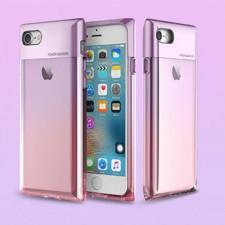 """Rock Crystal   Чехол для Apple iPhone 7 (4.7"""") в виде флакона духов с градиентной расцветкой"""