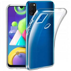 Clear Case | Прозрачный TPU чехол 2мм  для Samsung Galaxy M21
