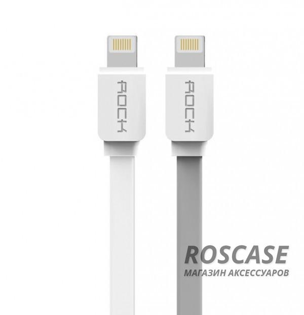 фото кабель ROCK Lightning для Apple iPhone 6/6 plus/5/5S/5C