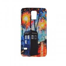 Оригинальный чехол «Доктор Кто»  для Samsung Galaxy S5 (G900F)