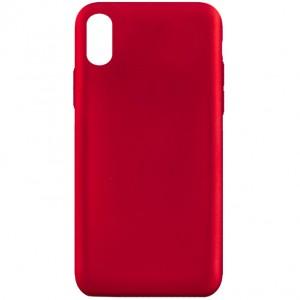 "J-Case THIN | Гибкий силиконовый чехол  для Apple iPhone XS (5.8"")"