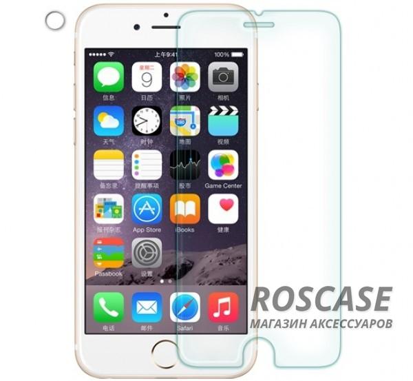 Защитное стекло Nillkin Anti-Explosion Glass (H) для Apple iPhone 6/6s (4.7)Описание:компания-производитель:&amp;nbsp;Nillkin;разработано специально для Apple iPhone 6/6s 4.7;материал: закаленное стекло;тип: стекло.&amp;nbsp;Особенности:имеются все функциональные вырезы;антибликовое покрытие;твердость 9H;не влияет на чувствительность сенсора;легко очищается;толщина - &amp;nbsp;0,3 мм;анти-отпечатки.<br><br>Тип: Защитное стекло<br>Бренд: Nillkin