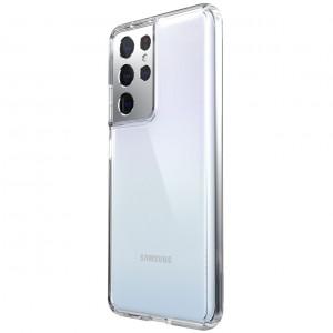 Clear Case | Прозрачный TPU чехол 2мм  для Samsung Galaxy S21 Ultra