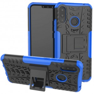 Shield | Противоударный чехол для Huawei P Smart+ (nova 3i) с подставкой