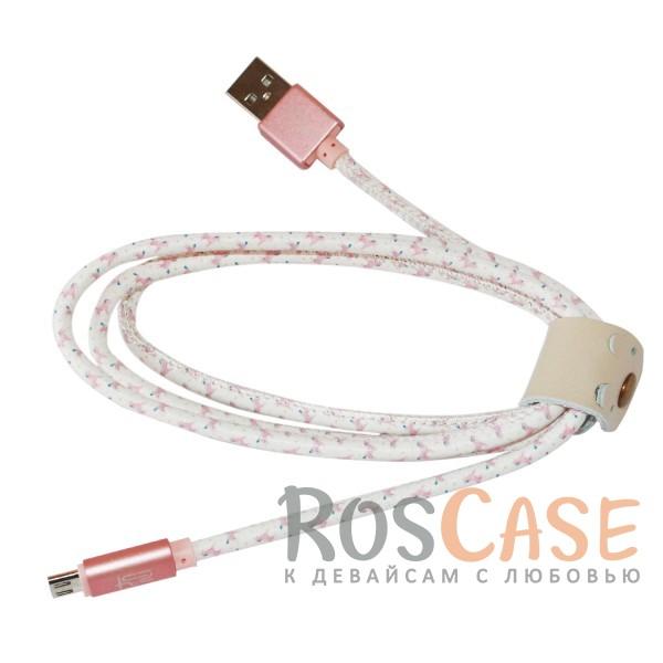 Фотография Единорог Дата кабель USB to MicroUSB (в подарочной упаковке)
