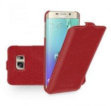 TETDED натур. кожа | Чехол-флип  для Samsung Galaxy S6 Edge Plus (G928F)