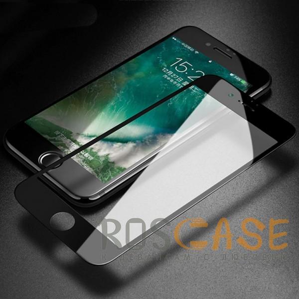Фото Черный Mocolo | 3D защитное стекло для iPhone 7/8/SE (2020) на весь экран
