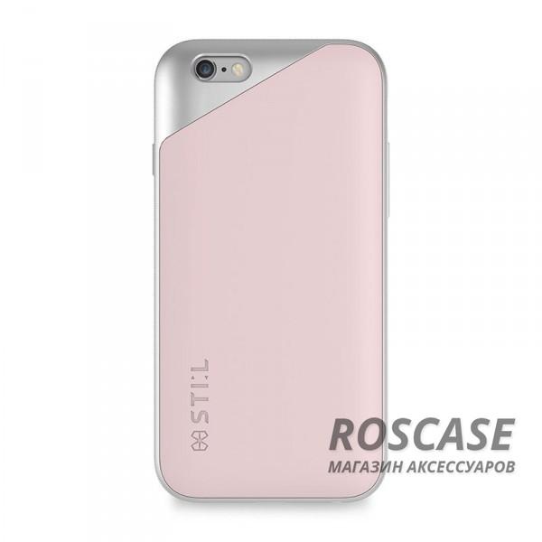 TPU+PC чехол STIL Masquerade Series для Apple iPhone 6/6s (4.7) (Розовый)Описание:создан компанией STIL;разработан с учетом особенностей&amp;nbsp;Apple iPhone 6/6s (4.7);материалы - термополиуретан, поликарбонат;тип - накладка.Особенности:неповторимый стиль - двухцветный дизайн;не скользит в руках - предусмотрены рельефные бортики;доступ ко всем функциям гаджета благодаря точным вырезам;защита от царапин и ударов;защита экрана благодаря выступающим бортикам;размеры - 144*73*11 мм, вес - 37 гр.<br><br>Тип: Чехол<br>Бренд: Stil<br>Материал: TPU