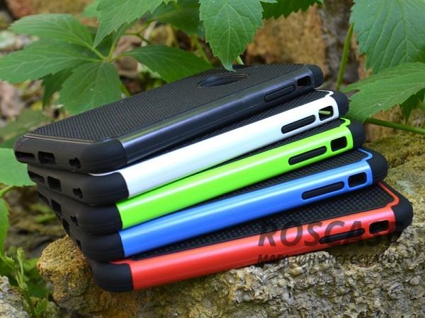 TPU+PC чехол TTX для Apple iPhone 6/6s plus (5.5)Описание:производитель  -  TTX;разработан для Apple iPhone 6/6s plus (5.5);материалы  -  полиуретан, поликарбонат;тип  -  накладка.&amp;nbsp;Особенности:тонкий и легкий;вставки из поликарбоната;в наличии все функциональные вырезы;легкая очистка;хорошее сцепление с поверхностями;защищает от механических повреждений;легкая установка и удаление.<br><br>Тип: Чехол<br>Бренд: TTX<br>Материал: TPU