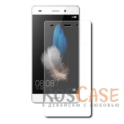 Защитное стекло CaseGuru Tempered Glass 0.33mm (2.5D) для Huawei P8 Lite<br><br>Тип: Защитное стекло<br>Бренд: CaseGuru