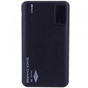 Mezone Q9 | Портативное зарядное устройство Power Bank с дисплеем (10000mAh QuickCharge QC3.0) (+кабель MicroUSB)