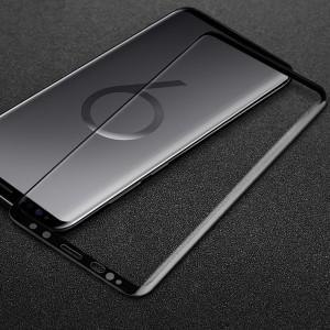 Caisles 5D | Гибкое защитное стекло для Samsung G950 Galaxy S8 / S9 на весь экран