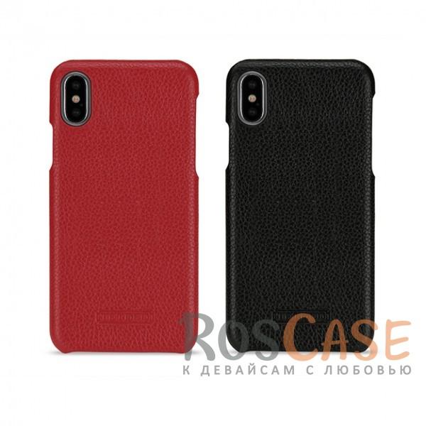 Премиальный фактурный чехол-накладка TETDED из натуральной кожи для Apple iPhone X (5.8)Описание:бренд -&amp;nbsp;Tetded;разработан для Apple iPhone X (5.8);материал - натуральная кожа;предусмотрены все функциональные вырезы;тонкий дизайн;не скользит в руках;на чехле не видны отпечатки паальцев;формат - накладка.<br><br>Тип: Чехол<br>Бренд: TETDED<br>Материал: Натуральная кожа