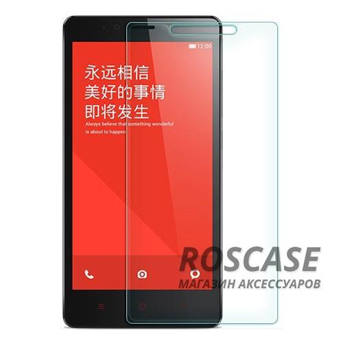 Защитное стекло Ultra Tempered Glass 0.33mm (H+) для Xiaomi Redmi 3 / Redmi 3 Pro / Redmi 3s (к. уп)Описание:компания:&amp;nbsp;Epik;создано для Xiaomi Redmi 3 / Redmi 3 Pro / Redmi 3s;материал: закаленное стекло;тип: защитное стекло.&amp;nbsp;Особенности:имеются все функциональные вырезы;фильтрует ультрафиолет;не влияет на чувствительность сенсора;легко очищается;толщина - &amp;nbsp;0,33 мм;высокая прочность;защита от царапин.<br><br>Тип: Защитное стекло<br>Бренд: Epik