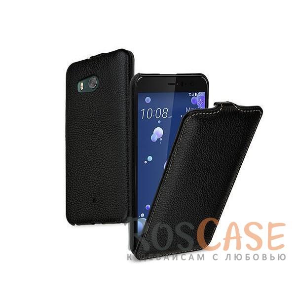 Прошитый флип из натуральной кожи TETDED для HTC U11 (Черный / Black)Описание:бренд  - &amp;nbsp;Tetded;совместимость - HTC U11;материал  -  высококачественная коровья кожа;тип  -  флип;легко устанавливается;прошит по периметру;защита от механических повреждений;на чехле не заметны отпечатки пальцев;все необходимые функциональные вырезы.<br><br>Тип: Чехол<br>Бренд: TETDED<br>Материал: Натуральная кожа