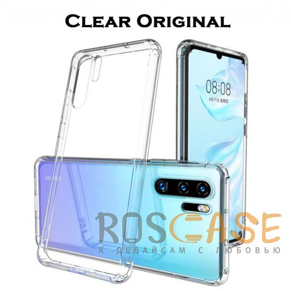 Фото Clear Case | Прозрачный TPU чехол 2мм для Huawei P30